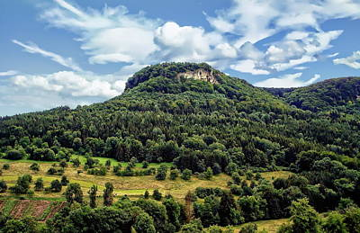 Photograph - Mount Grabelesberg by Anthony Dezenzio