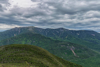 Munroe Photograph - Mount Lafayette by Brian MacLean