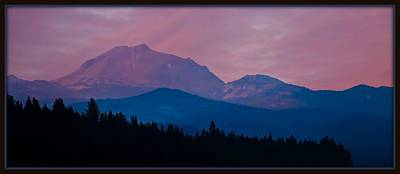 Photograph - Purple Mountains Majesty by Sherri Meyer