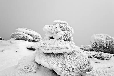 Mount Liberty - White Mountains New Hampshire Art Print by Erin Paul Donovan