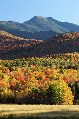 Photograph - Mount Mansfield Fall 2 by Alan L Graham
