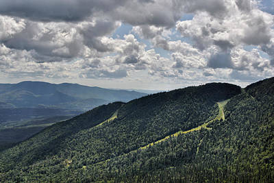 Photograph - Mount Mansfield Stowe Vermont by Luke Moore