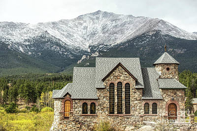 Photograph - Mount Meeker by Lynn Sprowl