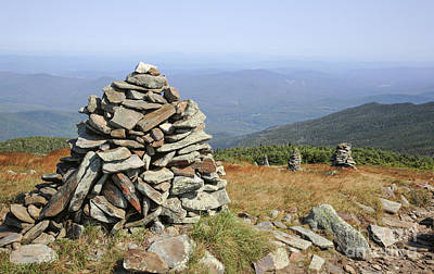 Mount Moosilauke - White Mountains New Hampshire Art Print