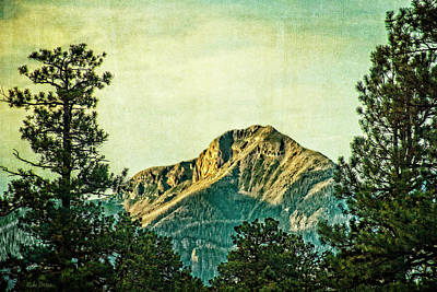 Photograph - Mount Pagosa by Mike Braun