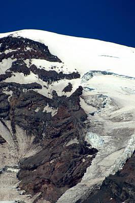 Photograph - Mount Rainier by Lynn Bawden