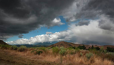 Photograph - Mount Rose From Hidden Valley by Rick Mosher