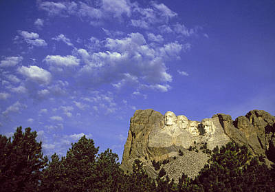 Mount Rushmore Photograph - Mount Rushmore IIi by Buddy Mays
