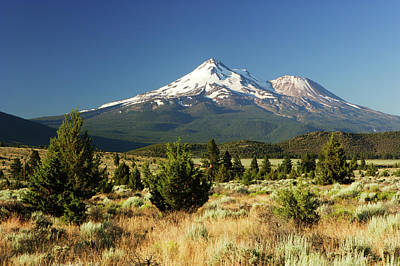Photograph - Mount Shasta by Eric Foltz