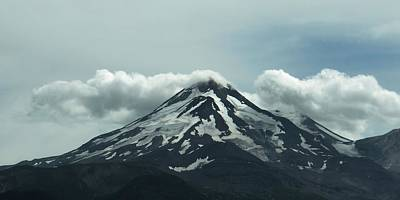 Photograph - Mount Shasta by Patricia Strand