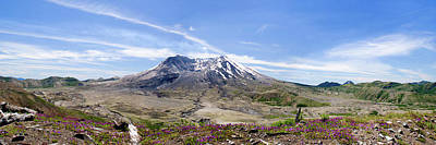 Photograph - Mount St Helen's Panorama by Craig Strand