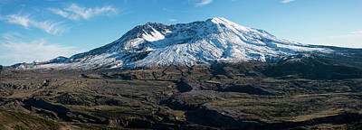 Photograph - Mount St. Helens by Robert Potts