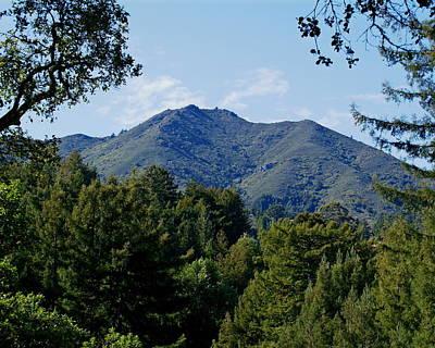 Photograph - Mount Tamalpais by Ben Upham III