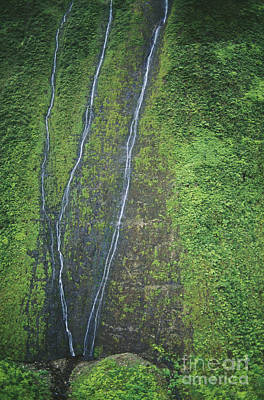 Photograph - Mount Waialeale by William Waterfall - Printscapes