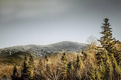 Photograph - Mount Washington  by Debra Forand