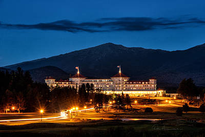 Mount Washington Hotel 9068 Art Print