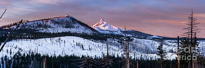 Royalty-Free and Rights-Managed Images - Mount Washington Panorama by Twenty Two North Photography