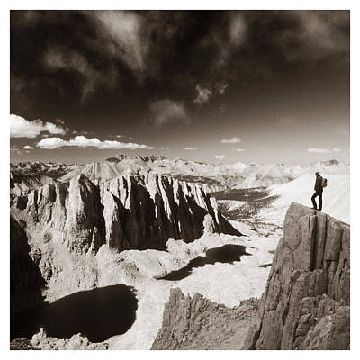 Eastern Accents Photograph - Mount Whitney Trail by Jeff Leland