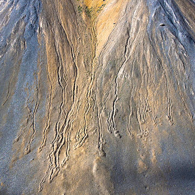 Photograph - Mountain Abstract 3 by Hitendra SINKAR