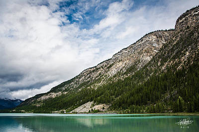 Photograph - Mountain by Adnan Bhatti