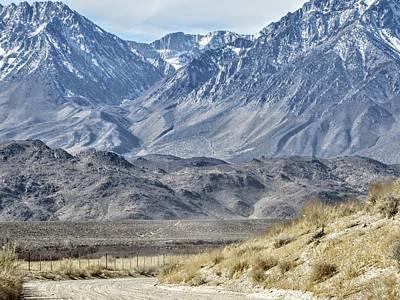 Photograph - Mountain Ahead by Marilyn Diaz