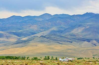 Photograph - Mountain Airport by Marilyn Diaz