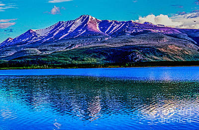 Photograph - Mountain And Lake _19a by Doug Berry