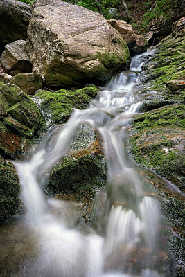 Photograph - Mountain Brook by Rick Berk
