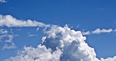 Photograph - Mountain Cloud by Pedro Cardona Llambias