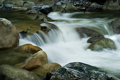 Photograph - Mountain Creek by Yulia Kazansky