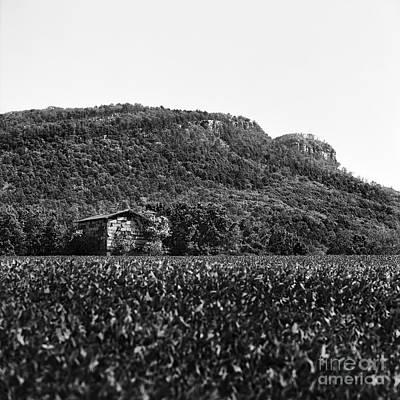 Photograph - Mountain Farm 2 by Patrick M Lynch