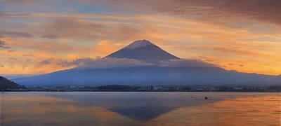 Mountain Fuji Art Print