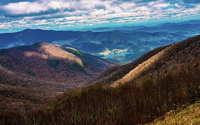 Photograph - Mountain Gap by Steven Ainsworth