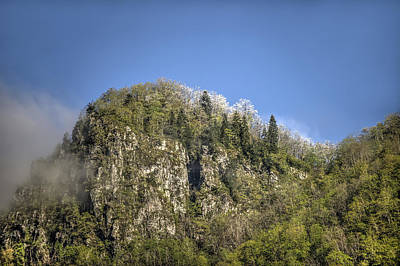 Photograph - Mountain  by Gouzel -