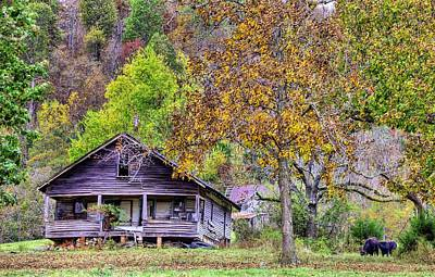 Photograph - Mountain Home Arkansas by JC Findley