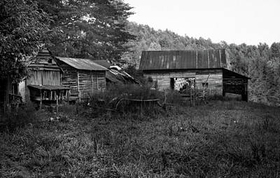 Photograph - Mountain Homestead by Greg Mimbs