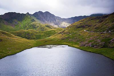 Photograph - Mountain Lake by Svetlana Sewell