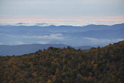 Photograph - Mountain Landscape 11 by Allen Nice-Webb