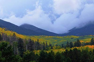 Photograph - Mountain Majesty by Broderick Delaney