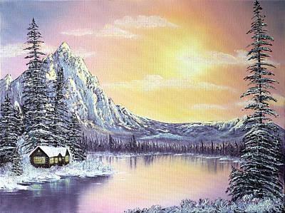 Painting - Mountain Majesty by Lori Grimmett