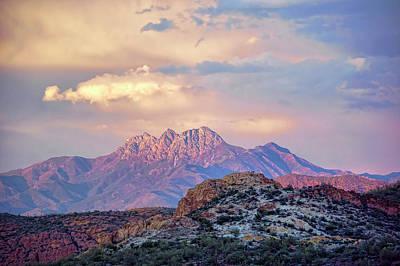 Photograph - Mountain Majesty by Ryan Seek