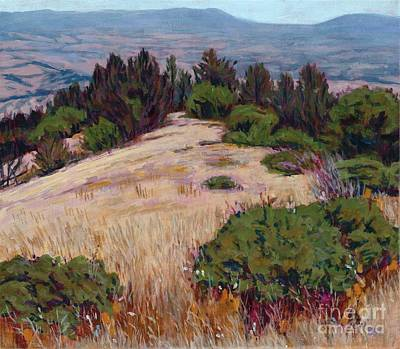 Painting - Mountain Meadow by Betsee Talavera