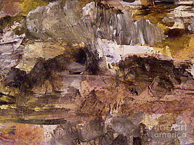 Digital Art - Mountain Meditiation by Nancy Kane Chapman