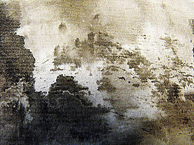 Painting - Mountain Mists by Nancy Kane Chapman