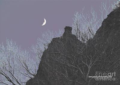 Photograph - Mountain Moonshine by Tami Quigley