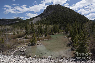 Montana Photograph - Mountain Oasis by Carolyn Brown