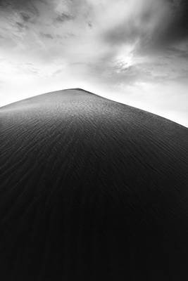 Photograph - Mountain Of Sand by Alexander Kunz