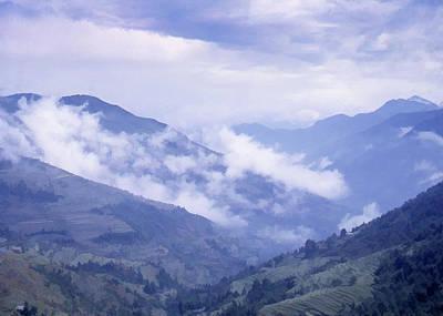 Photograph - Mountain Pass, France by Richard Goldman
