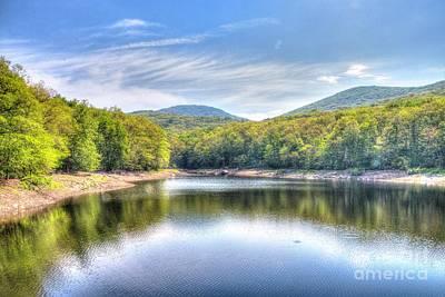 Photograph - Mountain Reflections by Scott Harrison