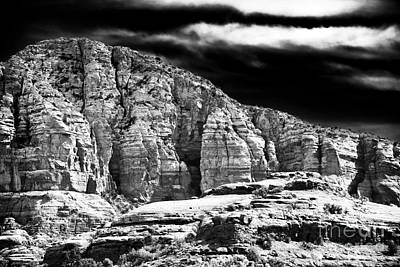 Photograph - Mountain Rocks by John Rizzuto